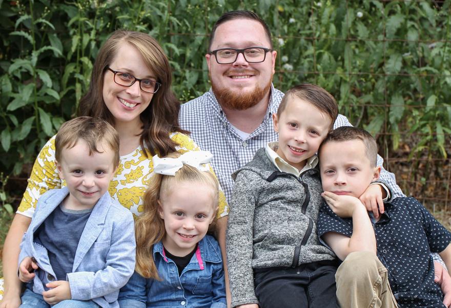 Kyle Sheridan Family to Patagonia